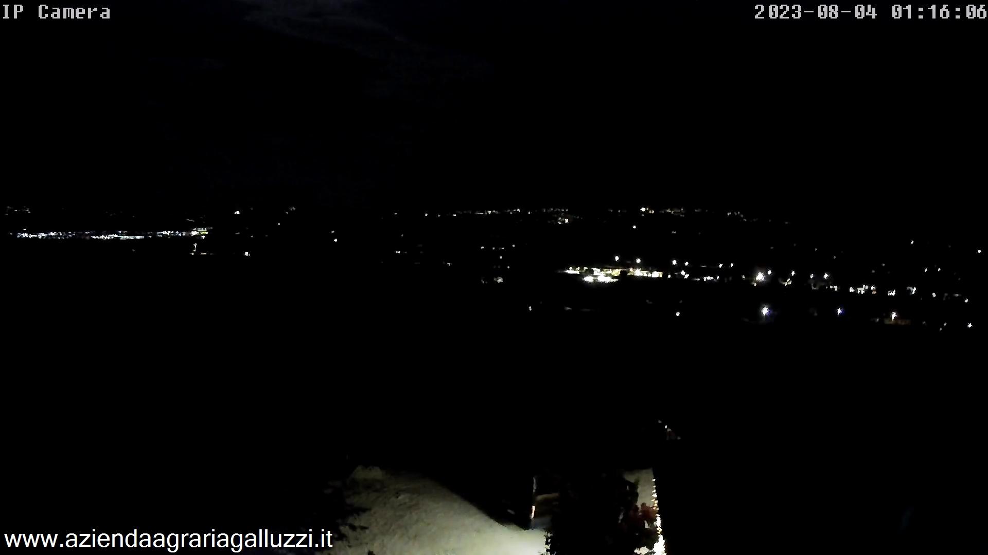 Webcam Castelfidardo - Azienda Agraria Galluzzi